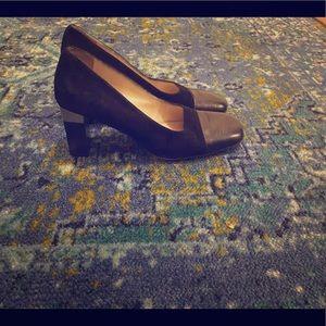 Black CHANEL Elegant Heels